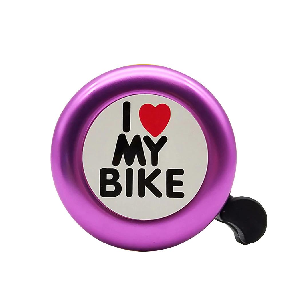 Timbre de Aluminio para Bicicleta 90 db, tama/ño peque/ño Keppels